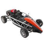 Learn easy to draw Ariel Atom 500 icon