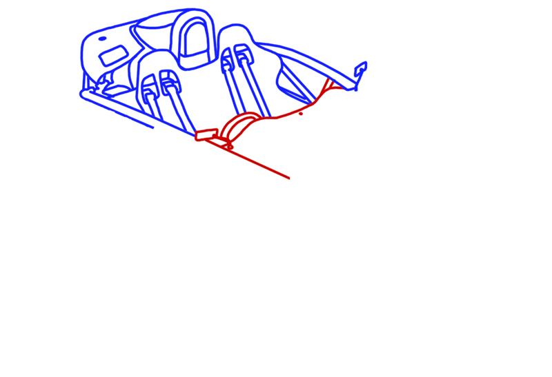 Learn easy to draw Ariel Atom 500 step 08