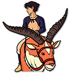 Learn easy to draw Ashitaka Ghibli Characters icon