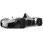 Learn easy to draw BAC Mono icon