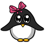 Learn easy to draw Baby Pinguin icon