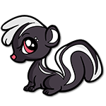 Learn easy to draw Baby Skunk icon