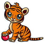 Learn easy to draw Baby Tiger icon
