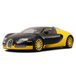 Learn easy to draw Bugatti Veyron icon