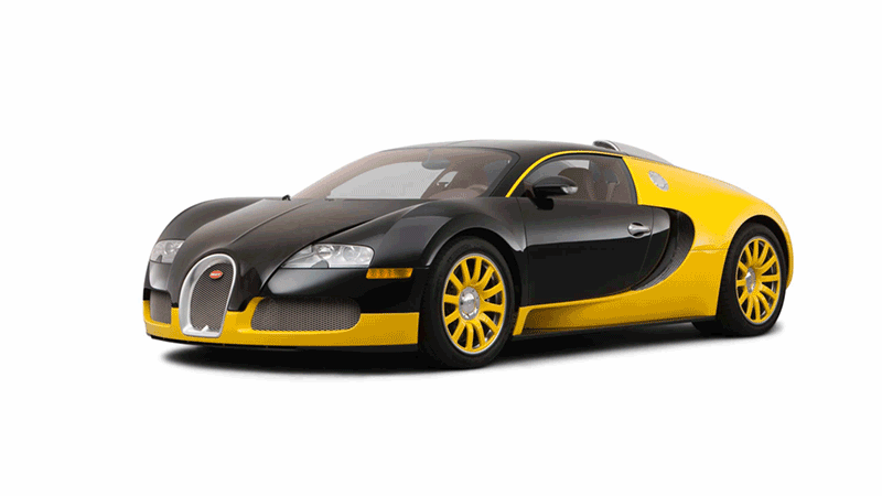 Learn easy to draw Bugatti Veyron step 16