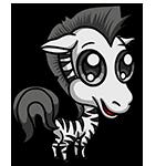 Learn easy to draw Chibi Zebra icon