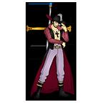 Learn easy to draw Dracule Mihawk One Piece icon