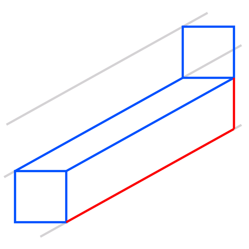 Learn easy to draw Easy Optical Illusion step 05