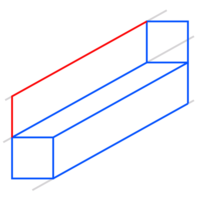 Learn easy to draw Easy Optical Illusion step 06