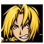 Learn easy to draw Edward Elric Fullmetal Alchemist icon