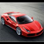 Learn easy to draw Ferrari 488 GTB step 09 150x150