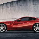 Learn easy to draw Ferrari F12 step 14 150x150