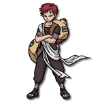 Learn easy to draw Gaara Naruto icon