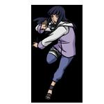 Learn easy to draw Hinata Naruto icon