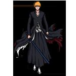 Learn easy to draw Ichigo Kurosaki Bleach icon
