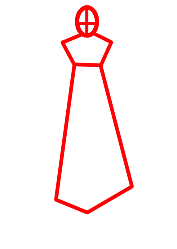 Learn easy to draw Ichigo Kurosaki Bleach step 01