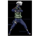 Learn easy to draw Kakashi Naruto icon