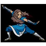 Learn easy to draw Katara Avartar icon