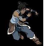 Learn easy to draw Korra Avatar icon