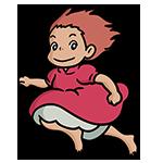 Learn easy to draw Ponyo Ghibli Characters icon