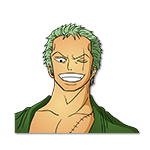 Learn easy to draw Roronoa Face One Piece icon