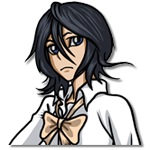 Learn easy to draw Rukia Face Bleach icon