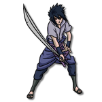 Learn easy to draw Sasuke Naruto icon