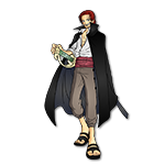 Learn easy to draw Shanks One Piece icon