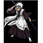 Learn easy to draw Toshiro Hitsugaya Bleach icon