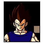 Learn easy to draw Vegita Dragon Ball Z icon