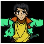 Learn easy to draw Yasuke Urameshi Yu Yu Hakusho icon