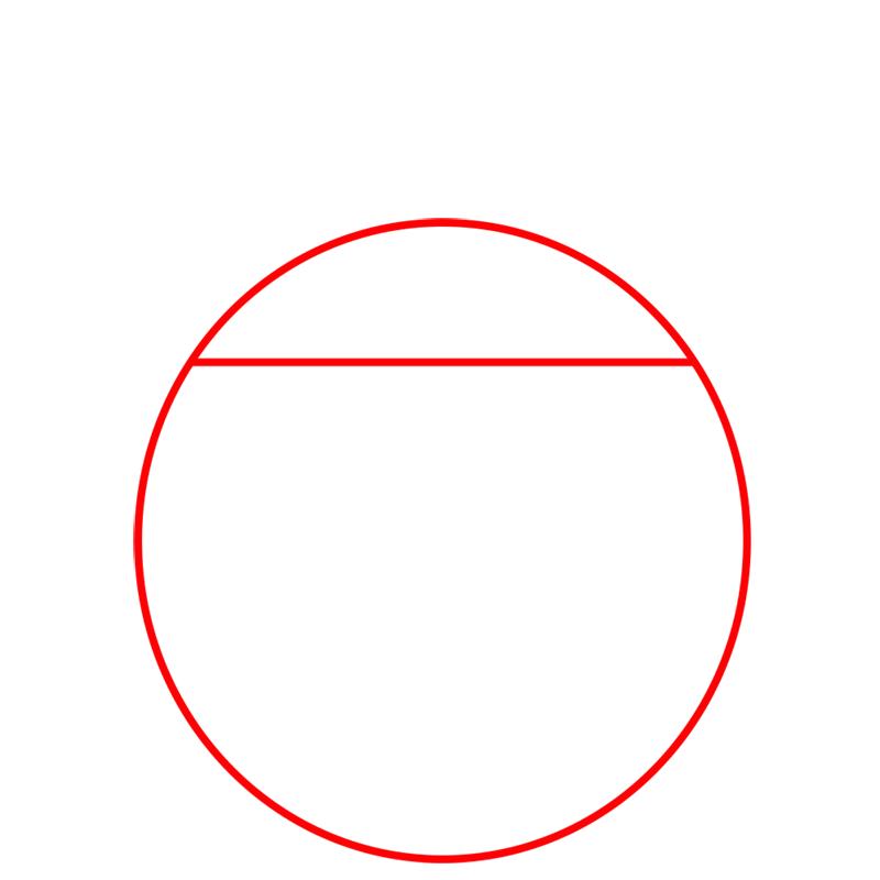 Learn easy to draw Black Bird step 01