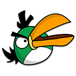 Learn easy to draw Boomerang Bird icon