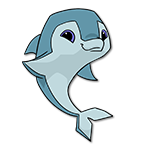 Learn easy to draw Dolphin icon