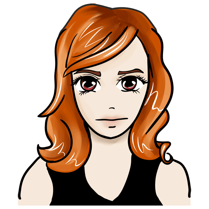 Learn easy to draw Emma Watson step 00