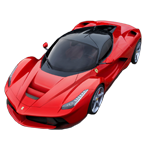Learn easy to draw Ferrari LaFerrari icon