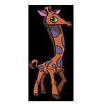 Learn easy to draw Giraffe icon
