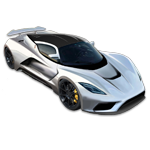 Learn easy to draw Hennessy Venom F5 icon