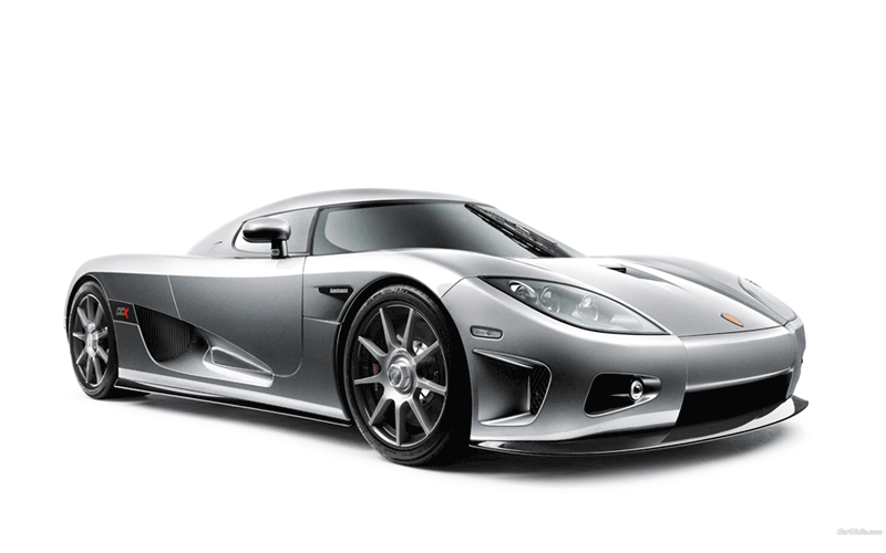 Learn easy to draw Koenigsegg CC8S step 21