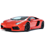 Learn easy to draw Lamborghini Aventador icon