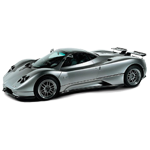 Learn easy to draw Pagani Zonda C12 icon