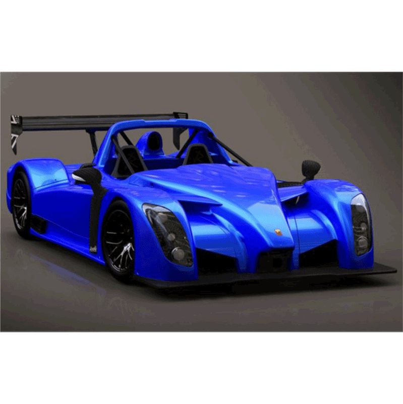 Learn easy to draw Radical SR8 RSX step 11