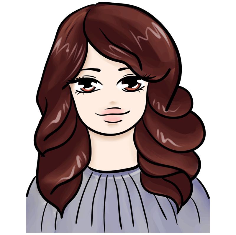 Learn easy to draw Selena Gomez step 00