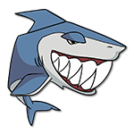 Learn easy to draw Shark icon