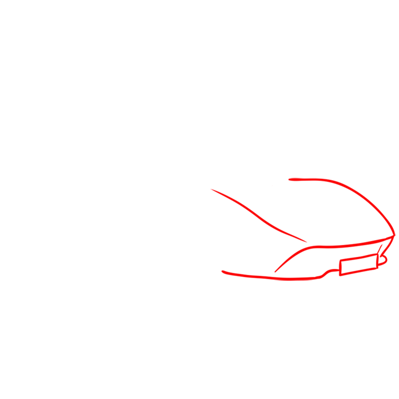 Learn easy to draw Vencer Santhe step 01