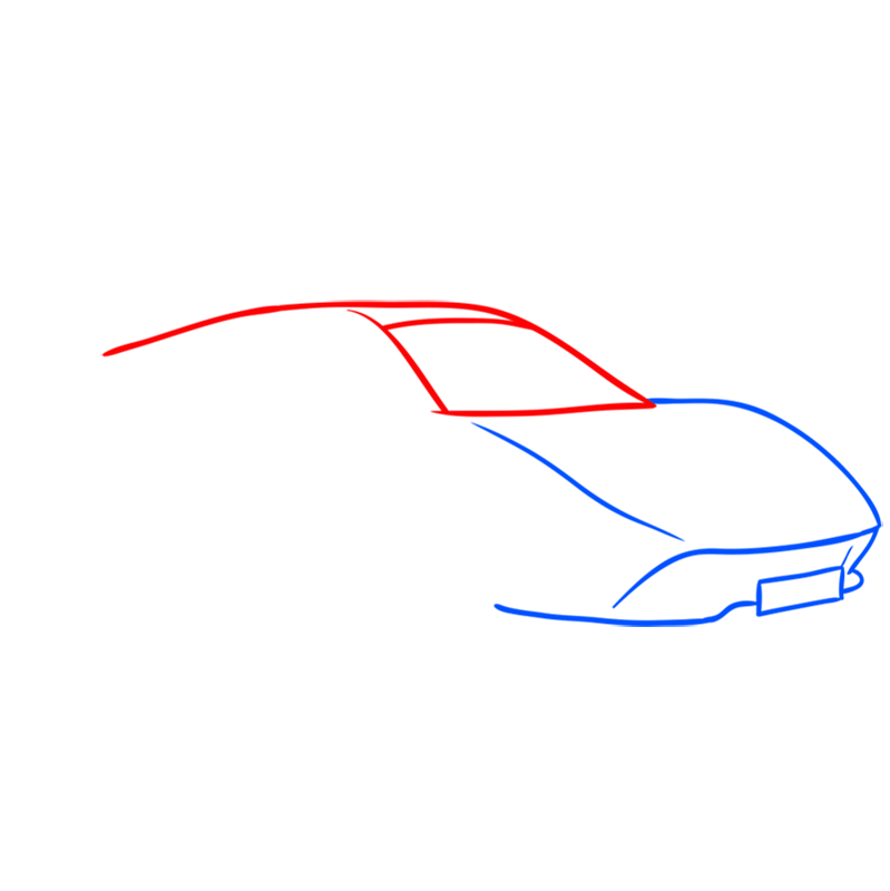 Learn easy to draw Vencer Santhe step 02