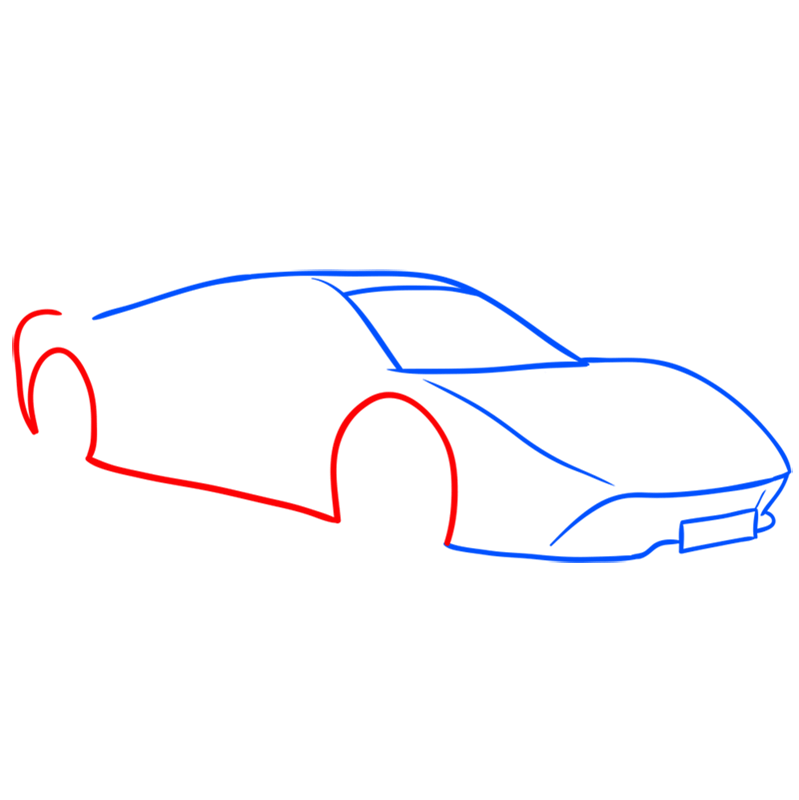 Learn easy to draw Vencer Santhe step 03