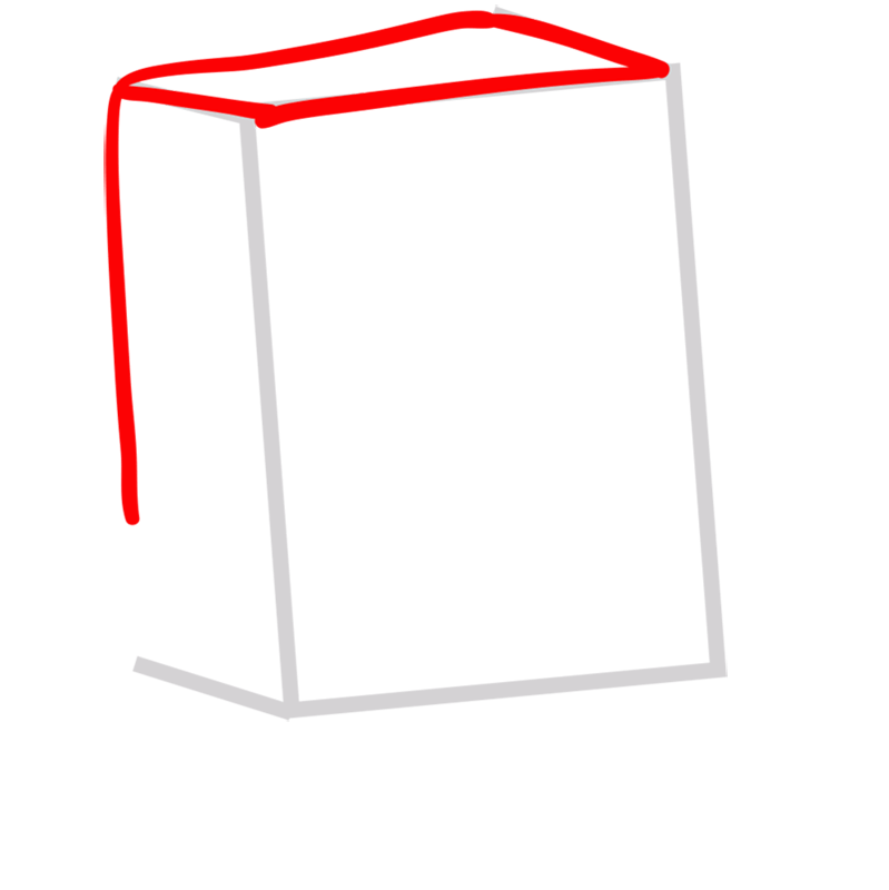 Learn easy to draw bmo step 02