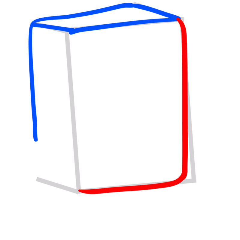 Learn easy to draw bmo step 03