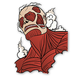 Learn easy to draw colossal titan icon